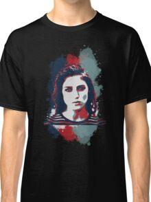 STENCIL PORTRAIT Classic T-Shirt