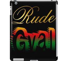 Jamaican Rude Gyal iPad Case/Skin