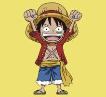 one piece One Piece - Short Sleeve