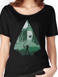 Arrow Deathstroke Women's Relaxed Fit T-Shirt