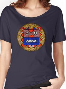 Shisa Dog Women's Relaxed Fit T-Shirt