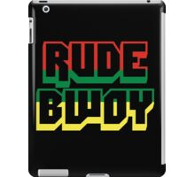 Jamaican Rude Bwoy iPad Case/Skin