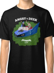 Angry & Deek - Bound For Glory Classic T-Shirt