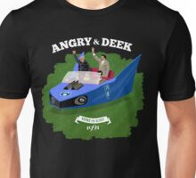 Angry & Deek - Bound For Glory Unisex T-Shirt