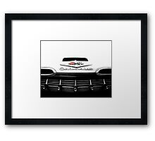 1959 Chevy Impala Detail Framed Print