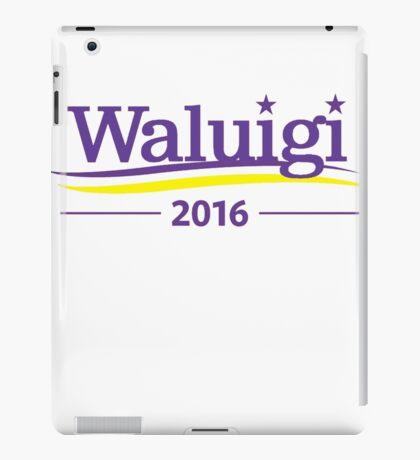 Waluigi 2016 iPad Case/Skin