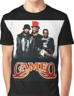 Cameo Musical Band Graphic T-Shirt