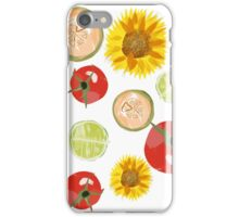 George's garden by Flora and Clare iPhone Case/Skin