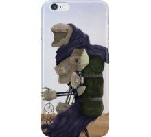 Traveller iPhone Case/Skin