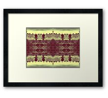 .Echoes Of Silence Framed Print