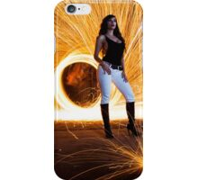 Ring Of Fire iPhone Case/Skin