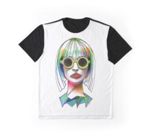 Modern Art | Vibrant Design | Contemporary | Abstract Graphic T-Shirt