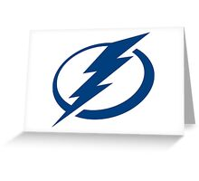 Tampa_Bay_Lightning Greeting Card
