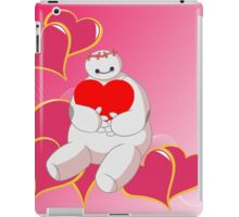baymax big love iPad Case/Skin