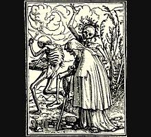 Totentanz, Dance of macabre (Holbein) Unisex T-Shirt