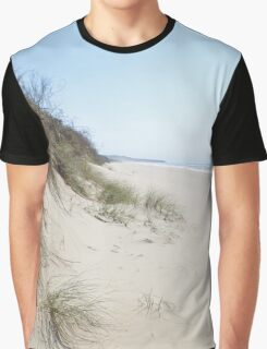 90 Mile Beach Graphic T-Shirt