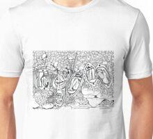 Hidden tombs Unisex T-Shirt