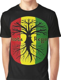 ROOTS REGGAE Graphic T-Shirt