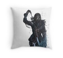 Lara Croft - Rise of the Tomb Raider Throw Pillow