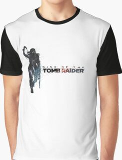Rise of the Tomb Raider Graphic T-Shirt