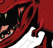 Chibi T-Rex Sticker