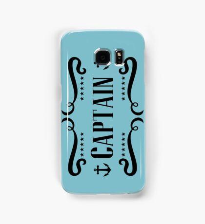 Captain Samsung Galaxy Case/Skin