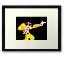 Max Goof Framed Print