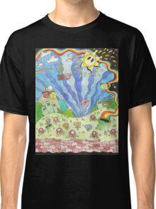 Super Mario World Trip Classic T-Shirt