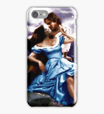 Rumbelle in the Moonlight  iPhone Case/Skin