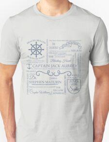 Aubreyad Typography Unisex T-Shirt