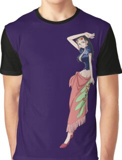 Nico Robin Graphic T-Shirt
