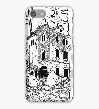 Forgotten Manor iPhone Case/Skin