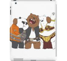 Star bears iPad Case/Skin