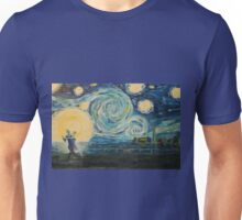 Hold Me Tight (Starry Night Meets Toronto) Unisex T-Shirt