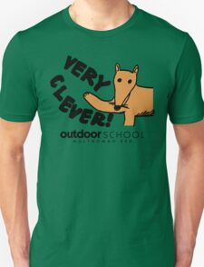 Very Clever! Unisex T-Shirt