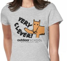 Very Clever! Womens Fitted T-Shirt