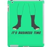 Flight of the Conchords Business Time iPad Case/Skin