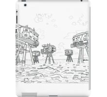 Abandoned Military Fort iPad Case/Skin
