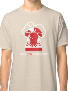 Cthulhu Dreaming (Teach the Controversy) Classic T-Shirt