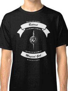 Madoka Magica Retired Magical Girl tee Classic T-Shirt