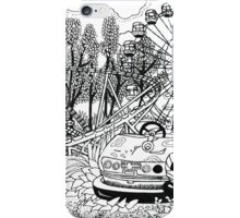 Chernobyl Ferris wheel iPhone Case/Skin