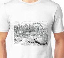 Chernobyl Ferris wheel Unisex T-Shirt