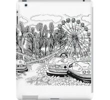 Chernobyl Ferris wheel iPad Case/Skin