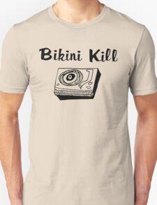 Bikini Kill (on white) Unisex T-Shirt