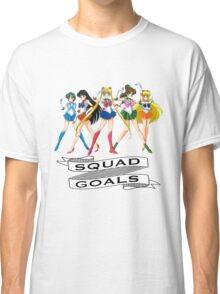 Sailor Moon // Squad Goals Classic T-Shirt
