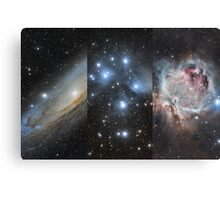 The Messier Canvas Print