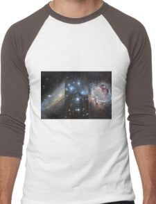 The Messier Men's Baseball ¾ T-Shirt