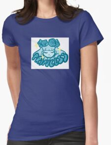 Princess! Womens Fitted T-Shirt