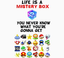 Life is a Mistery Box (of Mario Kart) B Unisex T-Shirt