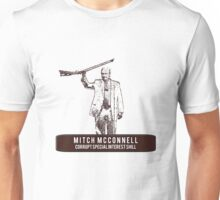Mitch McConnell: Corrupt Special Interest Shill Unisex T-Shirt